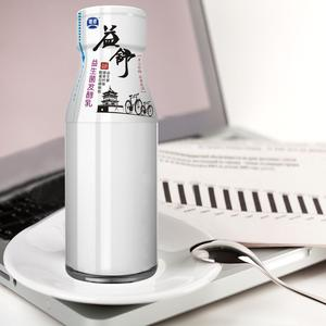 (3.5元/瓶)银桥益舒益生菌发酵乳巴氏酸奶 全程冷链配送到家