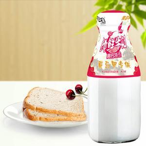 (3.5元/瓶)妙味纯鲜高钙特浓巴氏鲜奶 全程冷链配送到家